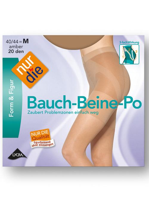 NUR DIE Bauch-Beine-Po