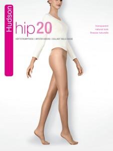 Das perfekte Drunter für tief sitzende Oberbekleidung: Die hip 20 sitzt tief auf der Hüfte - und dank des innovativen Mini-Höschenteils und des Komfort-Hüftbunds tut sie das perfekt.