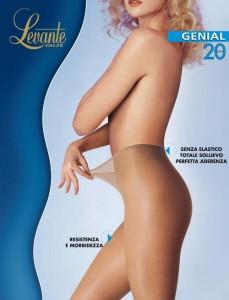 Levante Genial 20 No Waistband Strumpfhose