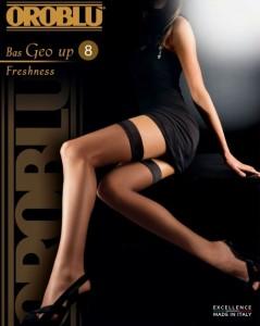 Cool und sexy: Diese hauchzarten Haterlosen geben Ihren Beinen ein hauchfeines Make-up.