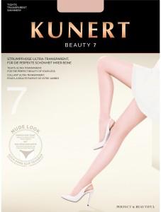 Die Kunert Beauty 7 - unsichtbares Make-Up für die Beine