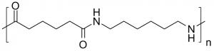Chemische Formel des Nylon 6.6