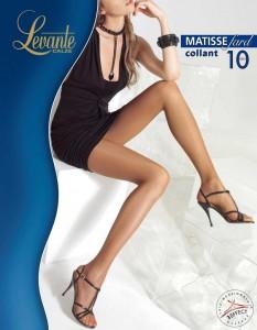 Ultratransparent und seidenmatt, mit feinem Make-Up Effekt für Beine im attraktivem Sommer-Look.
