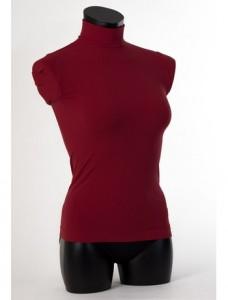 """Dieses nahtlos gefertigte Mikrofaser Langarm-Shirt mit Rollkragen ist ein perfekt sitzendes Comfort Basic für den Winter. Passgenau geschnitten, hochelastisch und von luxuriös weicher Qualität.  Farbton: """"RIO RED"""" oder """"WILD ASTER"""""""