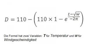 Der Statistiker James Hind von der Nottingham Trent University entdeckte die Formel vor Kurzem