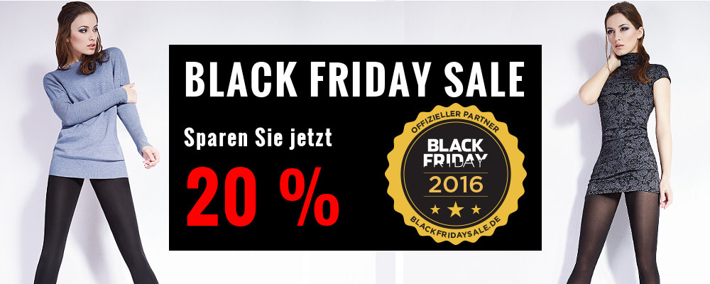 Black Friday bei HOSIERIA